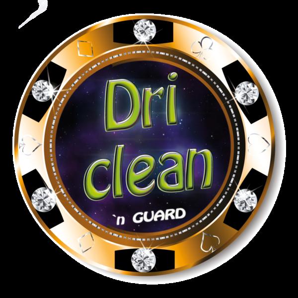 Dri-clean 'n GUARD   Autowäsche ohne Wasser