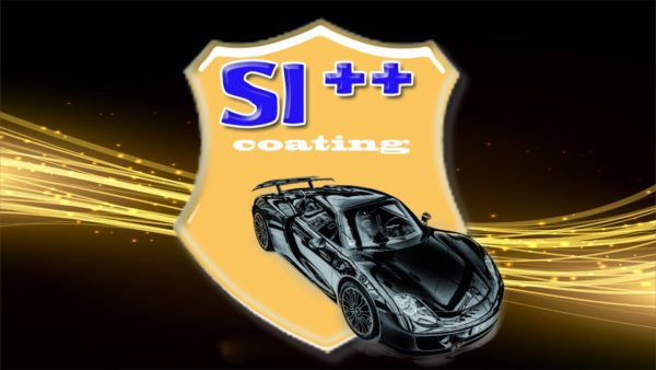 Si++ The world's finest automotive inorganic silica coating